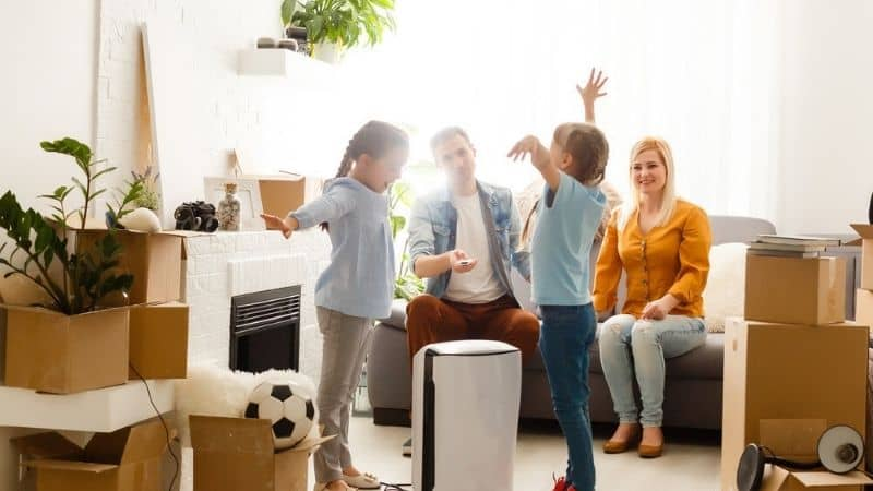 Why Use Air Purifier? – Protects From Allergies and Germs